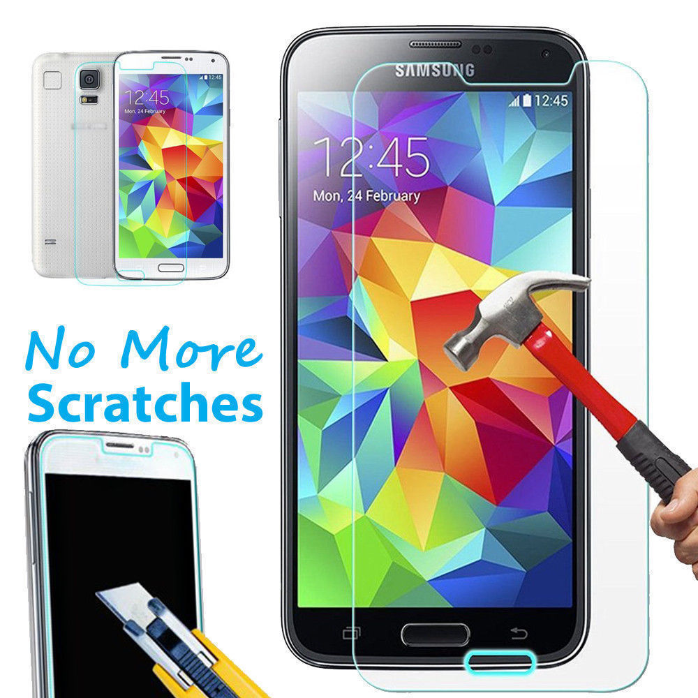 how to change samsung galaxy s5 screen glass