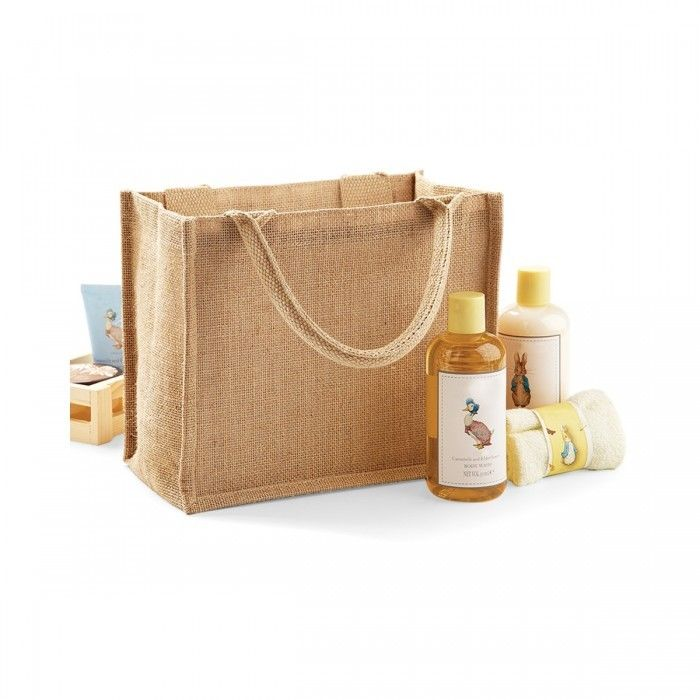 (Free PnP) Westford Mill Jute Mini Gift Tote Reusable Shopping Bag (6 Litres)