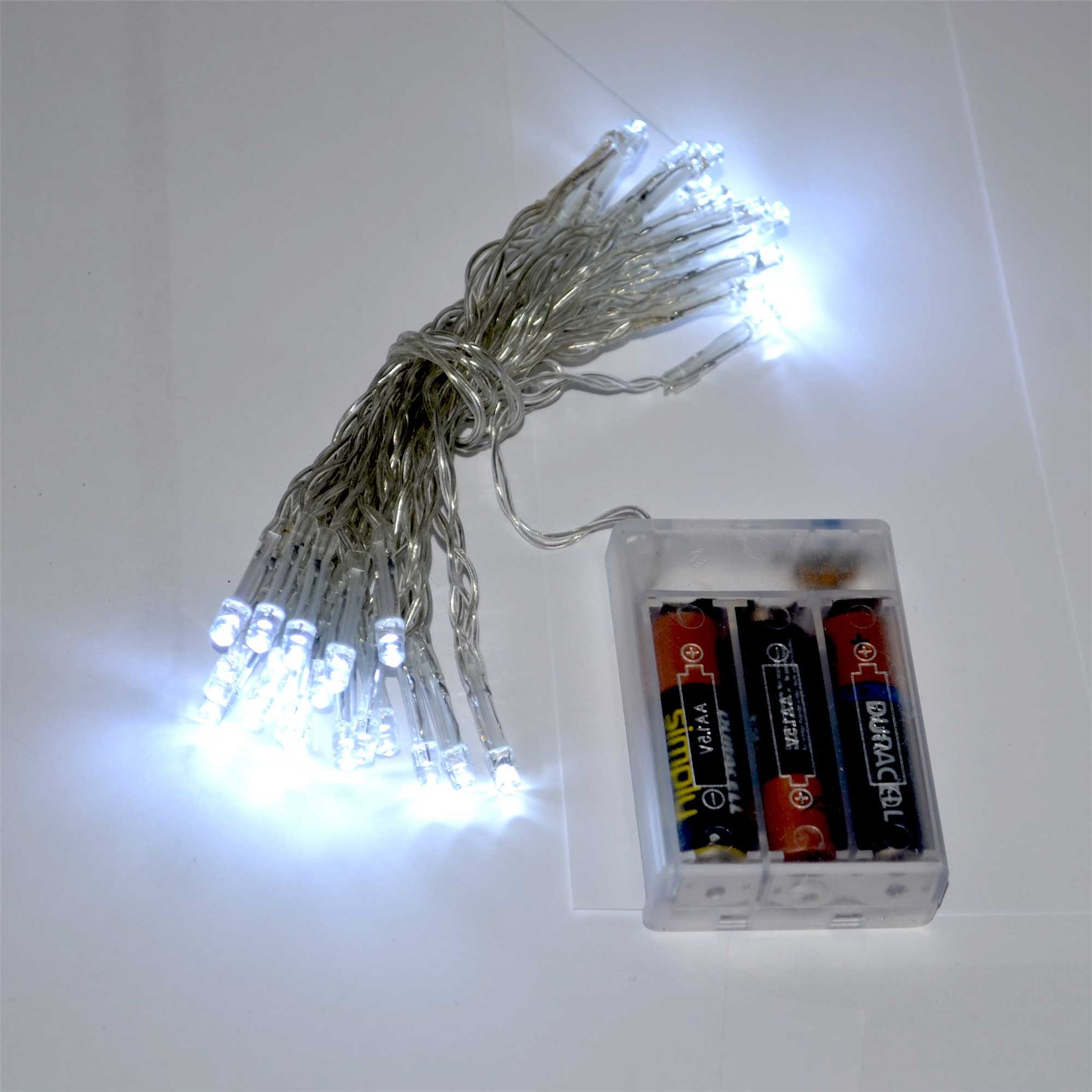 20 40 80 led battery operated christmas fairy lights