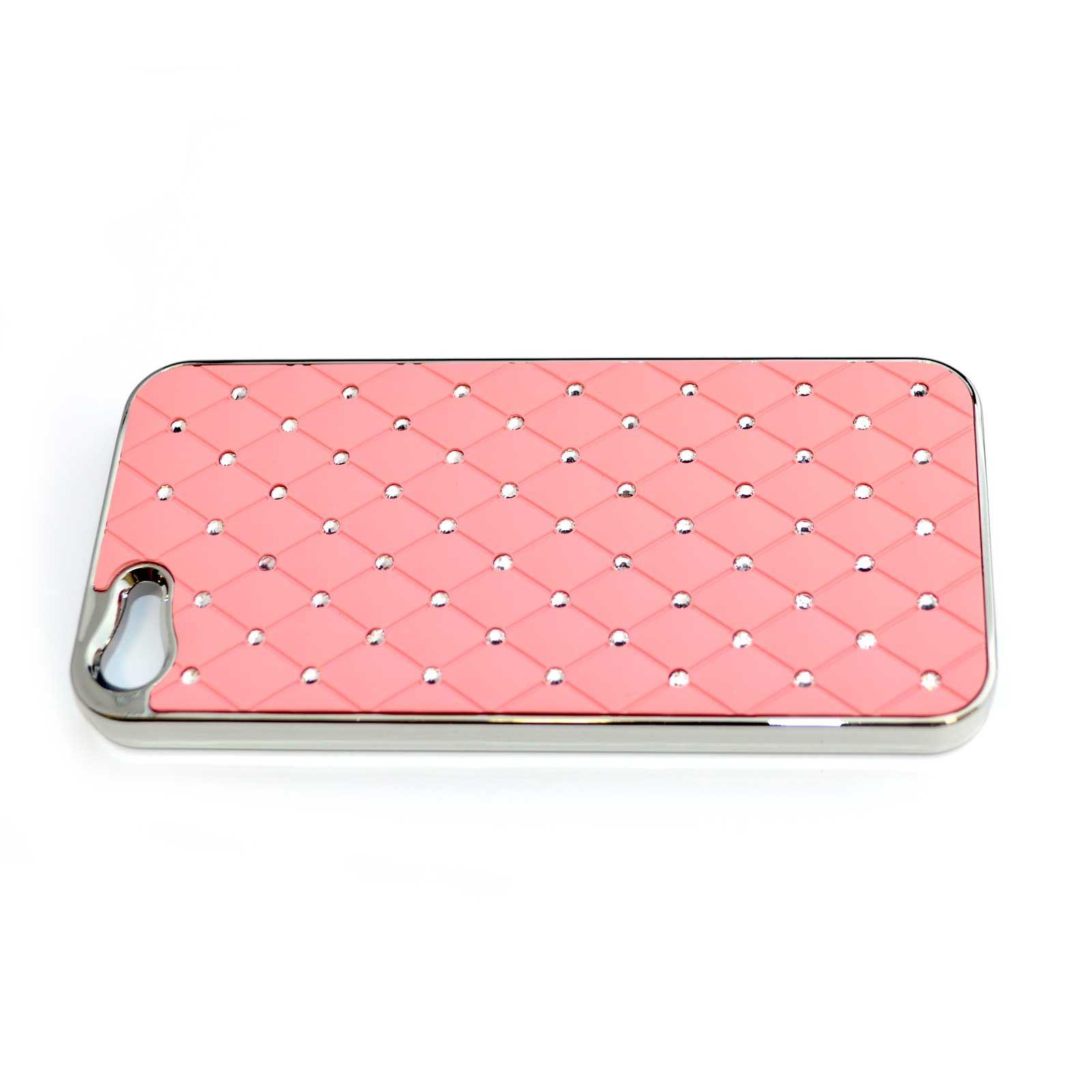 Apple iphone 4 4s mobile cover designer diamond luxury - Luxus designer mobel ...
