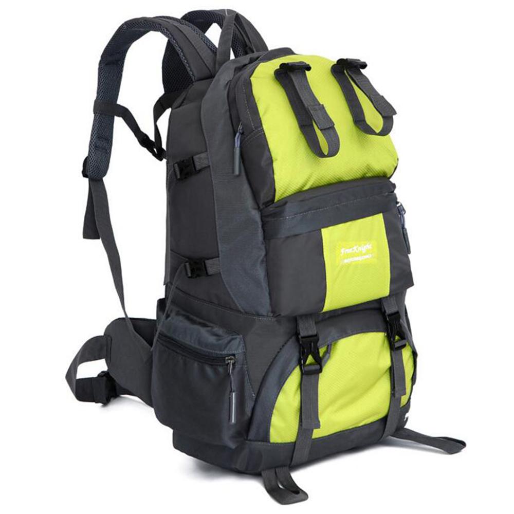 50L Hiking Camping Bag Travel Backpack Large Waterproof Outdoor Luggage Rucksack