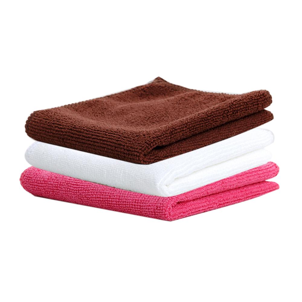 Microfiber Detailing Towels: 1/3/6/9/12/24/48Pcs/set Microfiber Cleaning Towels Cloth 7
