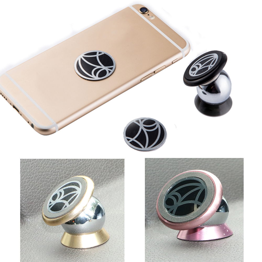 Car phone holder magnetic ball 5