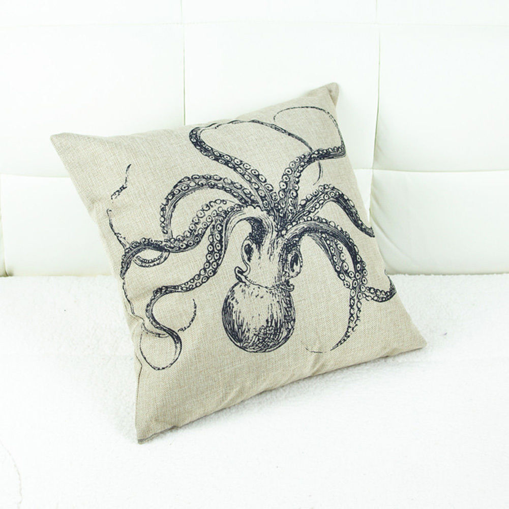 Throw Pillow Covers Cotton : 18
