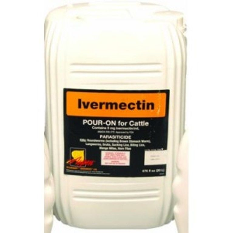 Ivermectin Wormer For Cattle