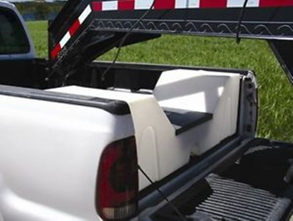 Fresh Water Caddy 63 Gallon Pickup Truck Bed 5th Wheel
