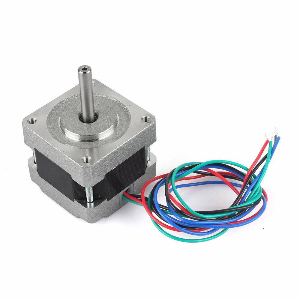 Nema 1 8 0 9 Hybrid Stepper Motor Cnc Robot Reprap
