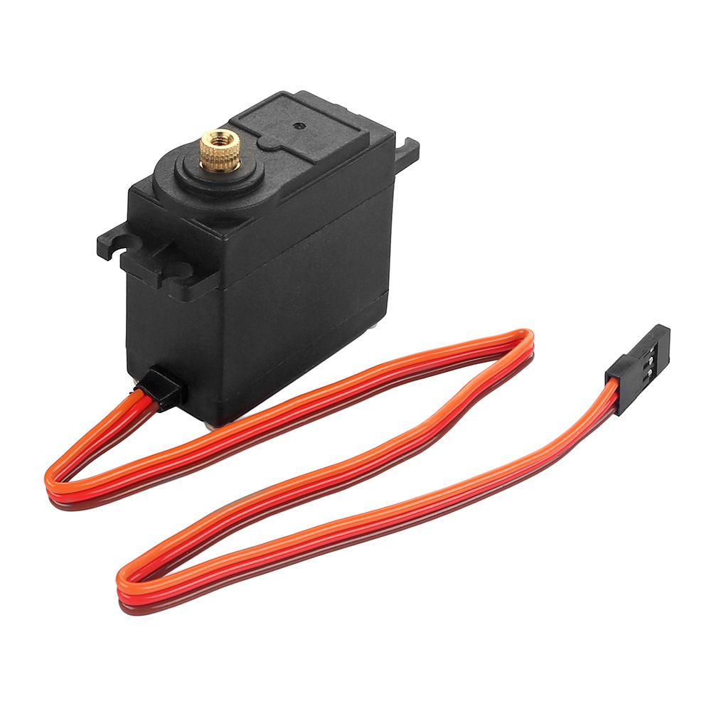 Torque digital metal gear servo motor for rc robot for Rc car servo motor