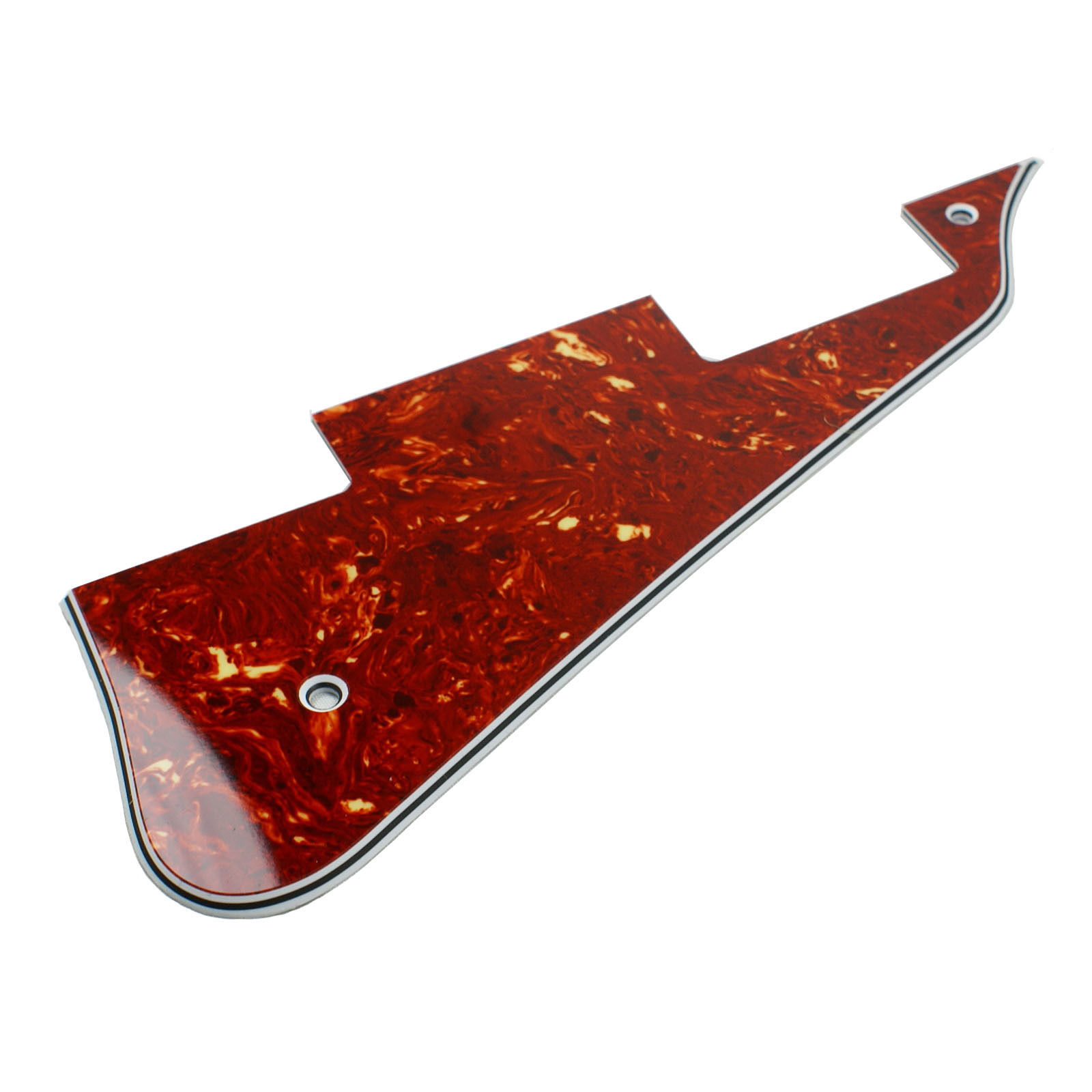 Electric Guitar Pickguard for Gibson Epiphone Les Paul Red ...