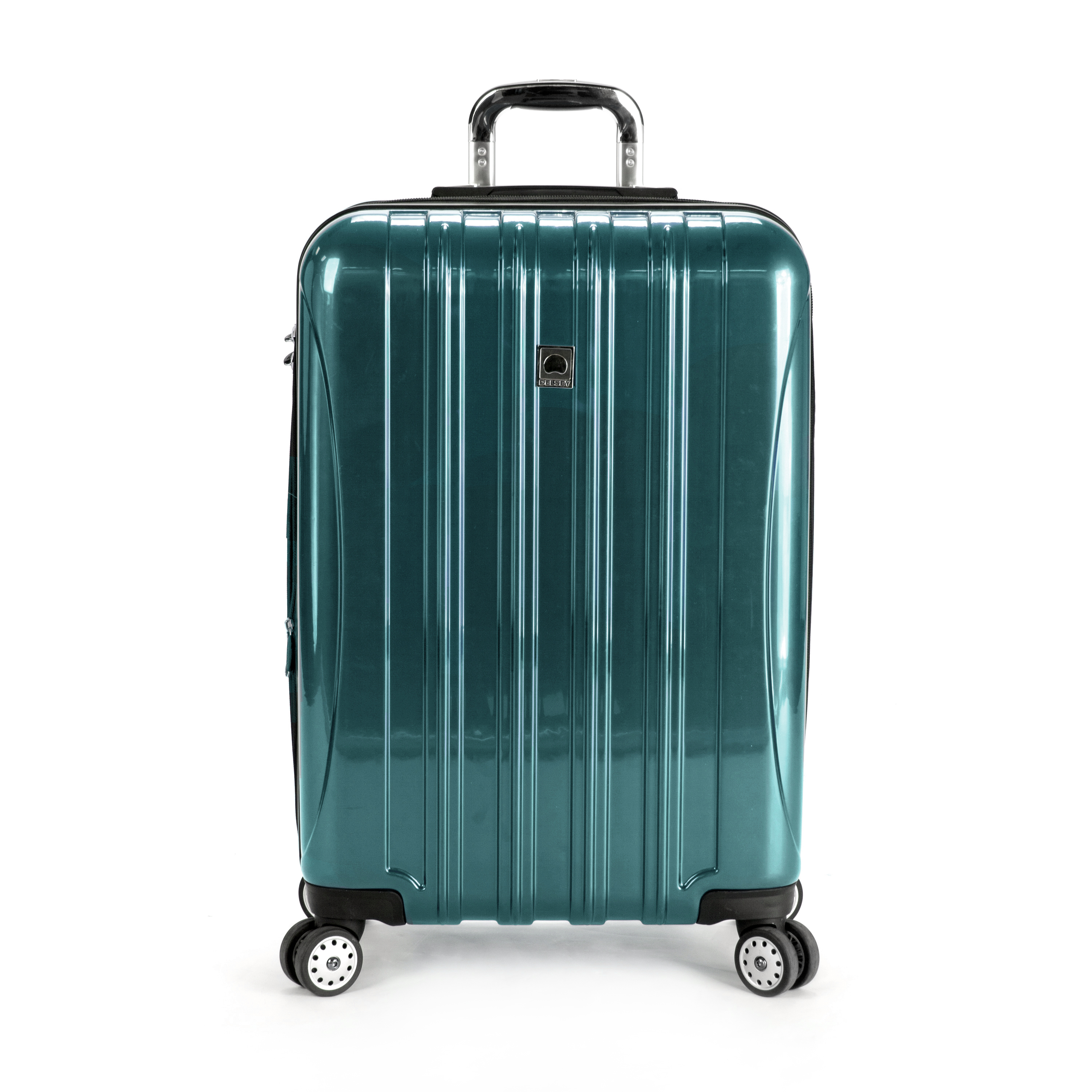 delsey luggage helium aero 3 piece spinner luggage set martlocal. Black Bedroom Furniture Sets. Home Design Ideas
