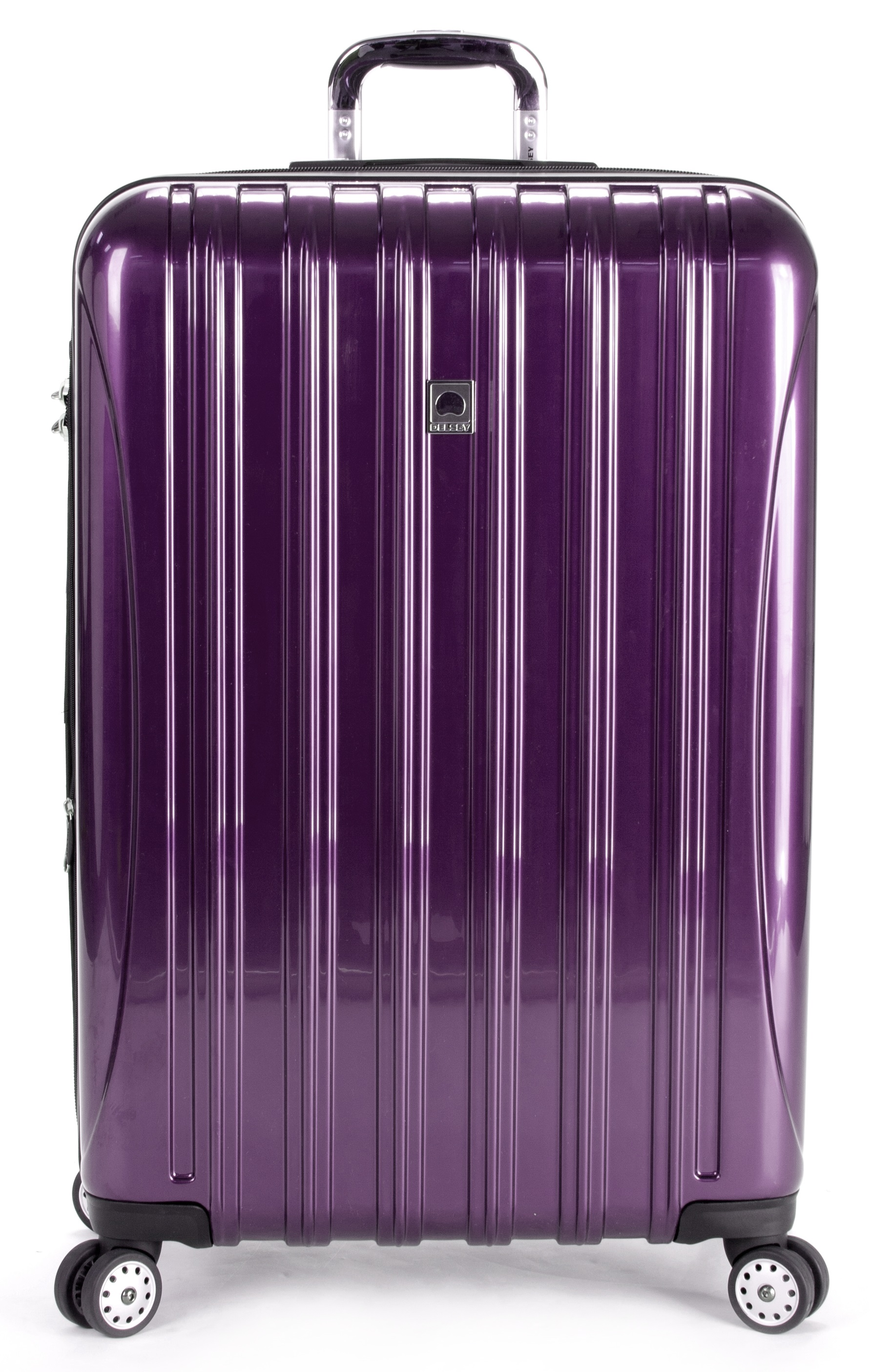 delsey luggage helium aero expandable spinner trolley 29 ebay. Black Bedroom Furniture Sets. Home Design Ideas
