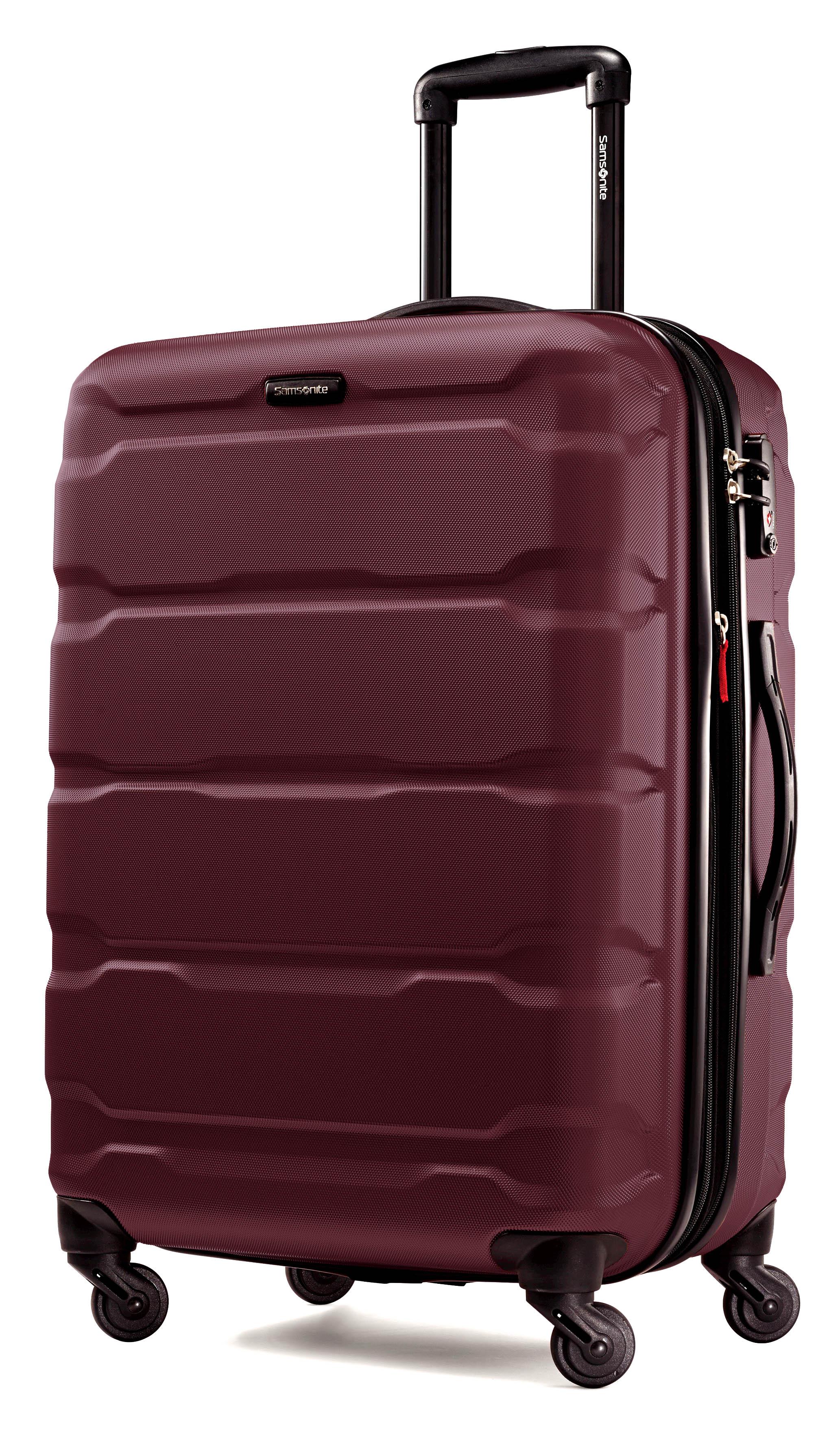 how to set samsonite luggage lock
