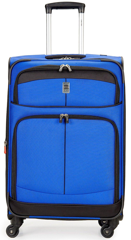 delsey agility softside 3 piece nested luggage set 21 25 29 ebay. Black Bedroom Furniture Sets. Home Design Ideas