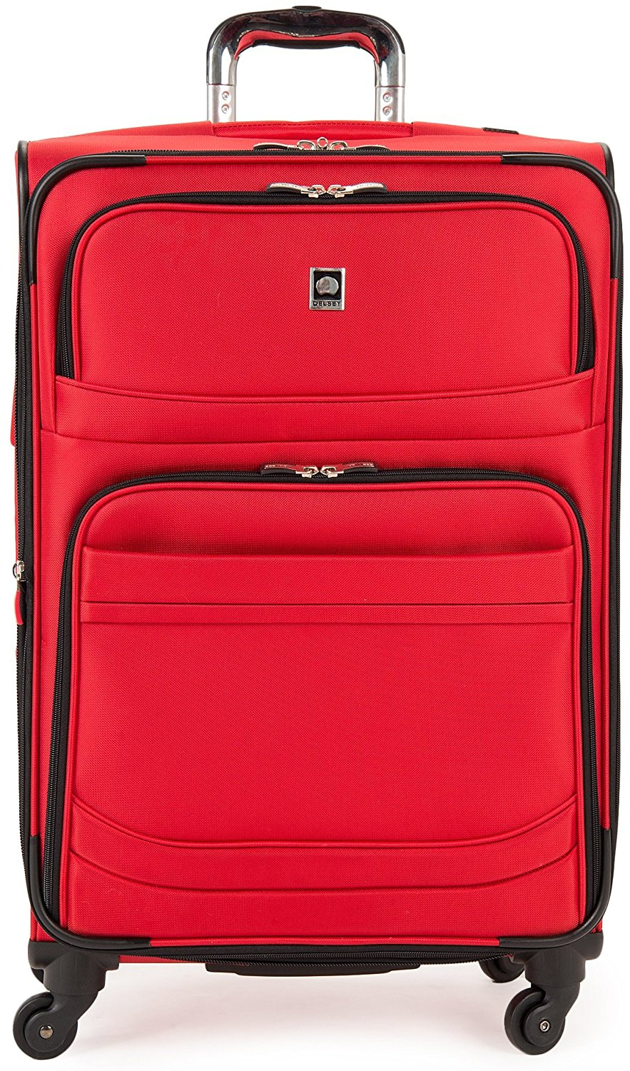 Delsey Luggage D-Lite Softside 25-Inch Lightweight Expandable ...