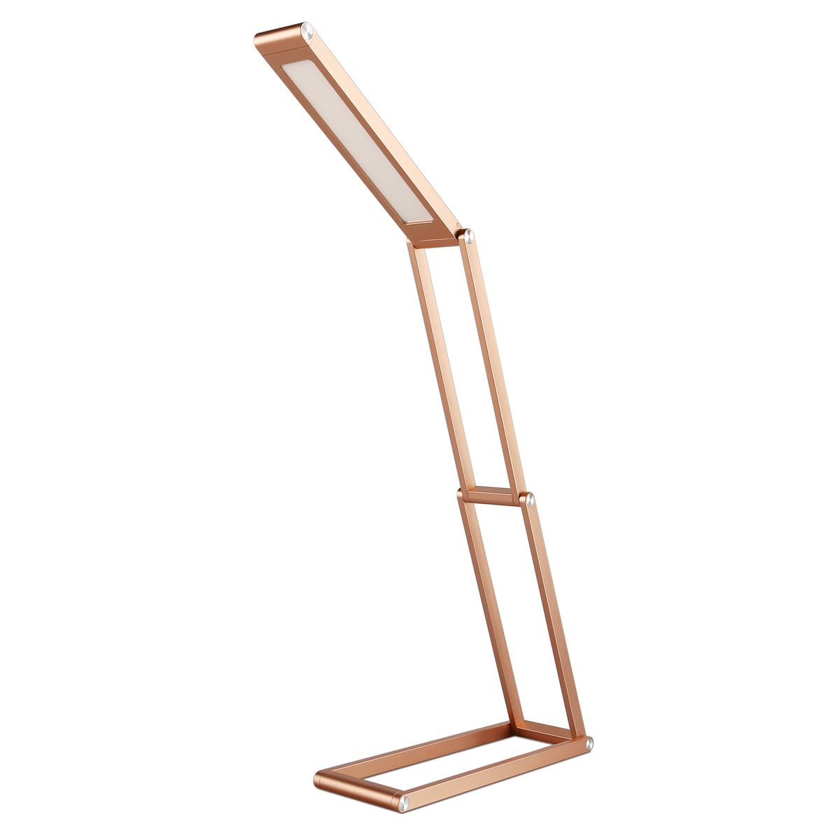 Foldable Dimmable Desk Lamp Usb Rechargeable Folding Led