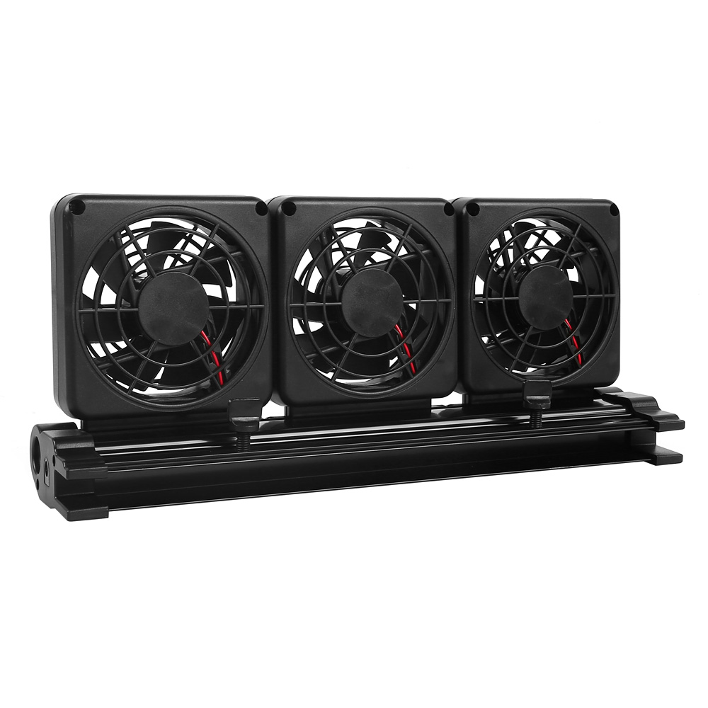 Fish tank chiller - Aquarium Cooling Fan Fish Tank Cold Wind Chiller