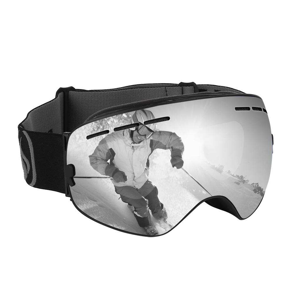 how to fix anti fog ski goggles