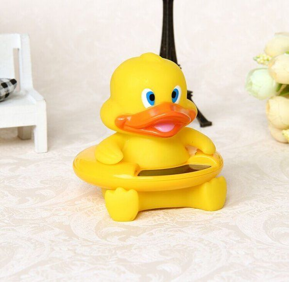 baby infant bath tub water temperature tester toy cute. Black Bedroom Furniture Sets. Home Design Ideas