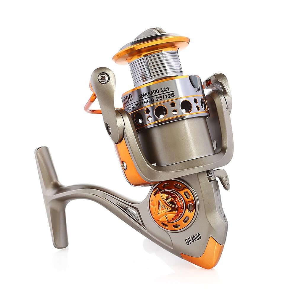 Ltc gf1000 gf6000 5 2 1 right left hand 12bb ball bearing for Fishing reel bearings