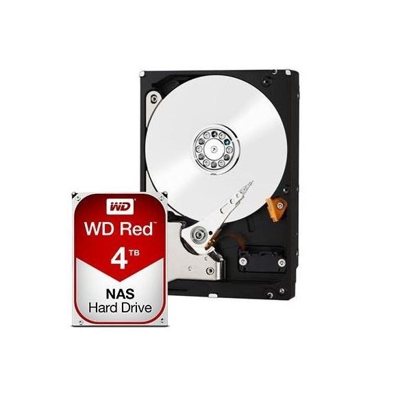 western digital red wd40efrx 4tb internal hard drive 5400 rpm sata 6gb s 64mb cad. Black Bedroom Furniture Sets. Home Design Ideas