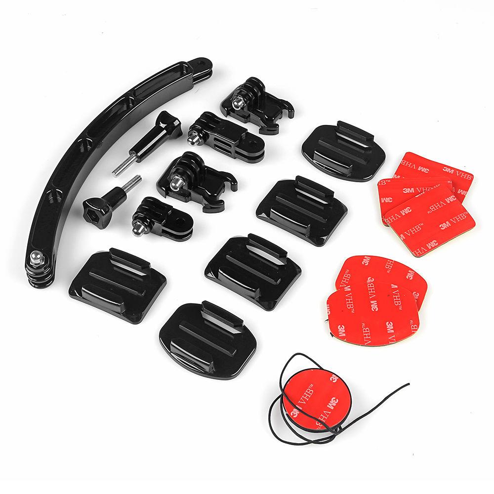 Mate sport camera dvr accessories kits for gopro hero sjcam 4000 5000