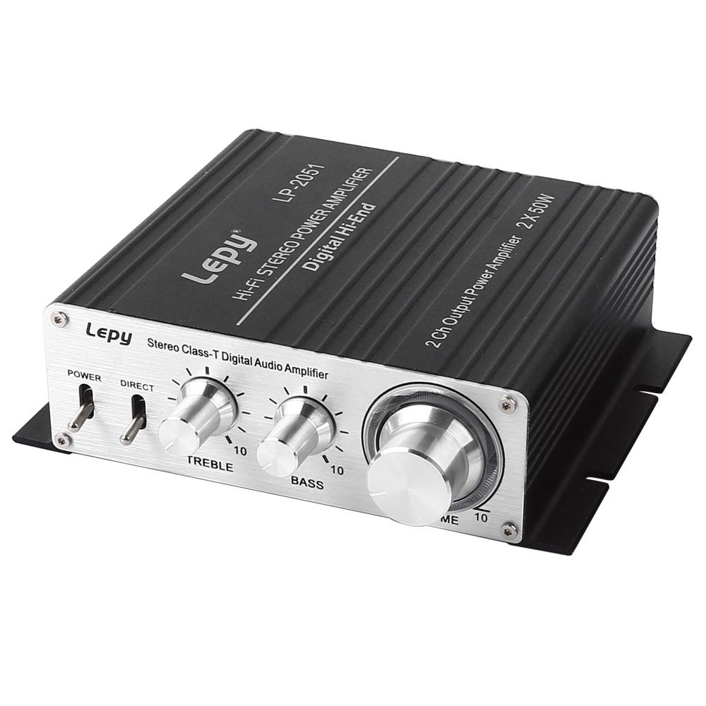 Car Audio Amplifier Circuit 50w 65w Auto Electrical Wiring Diagram 2x12w Stereo With Tda1521 Tda1521q Lepy Lp