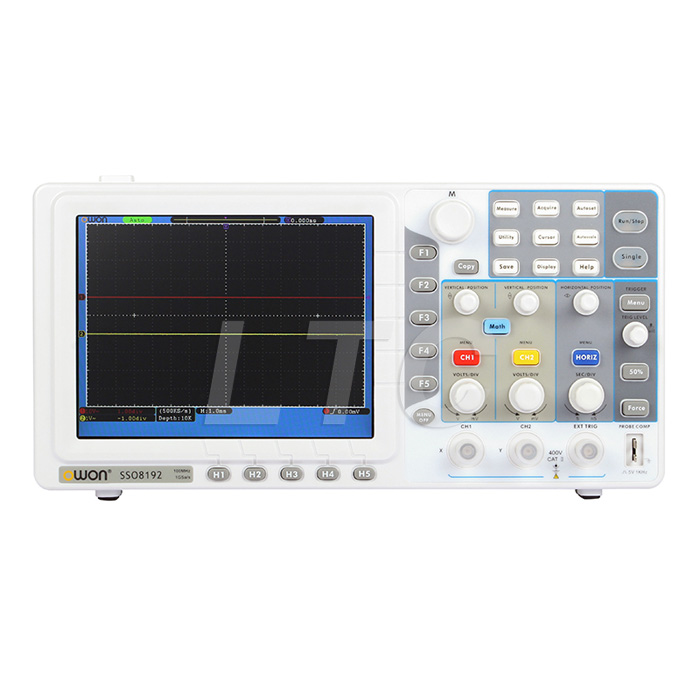 Owon Oscilloscope Display : Sale !owon sso mhz g s quot lcd display m