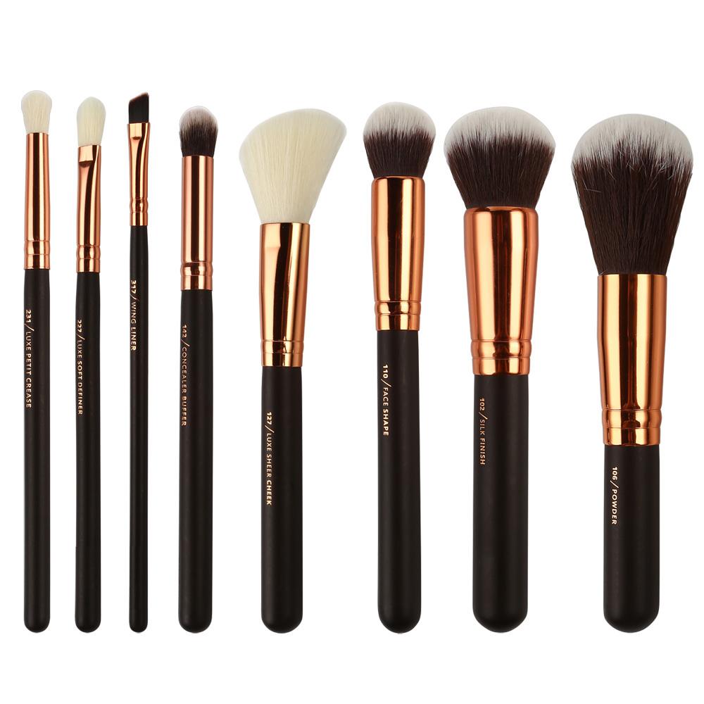8-12-15pcs-Maquillaje-cosmetico-herramienta-pincel-brochas-set-Eyeshadow-Blush