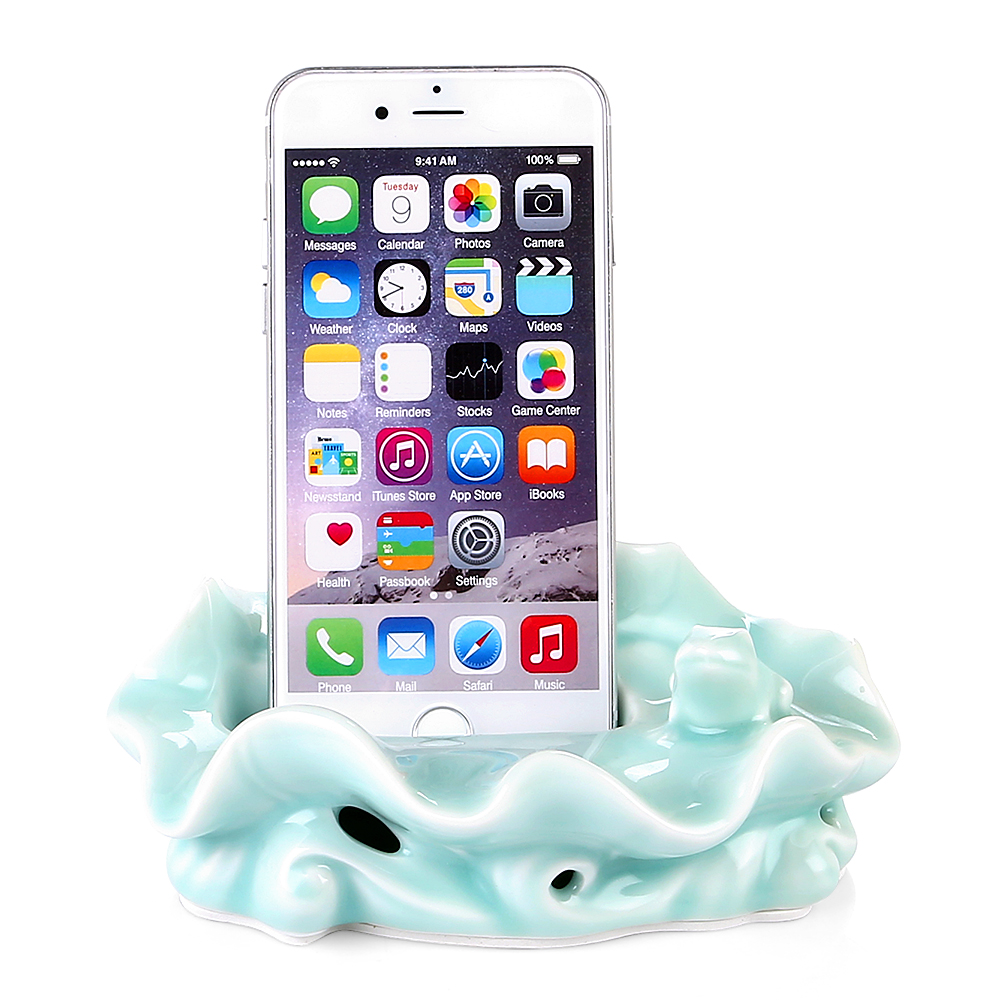 chinaware handy lautsprecher ceramics cellphone halterung. Black Bedroom Furniture Sets. Home Design Ideas