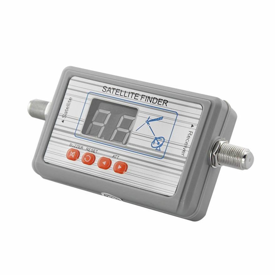 sf 9505 fta digital satellite signal finder directv meter. Black Bedroom Furniture Sets. Home Design Ideas