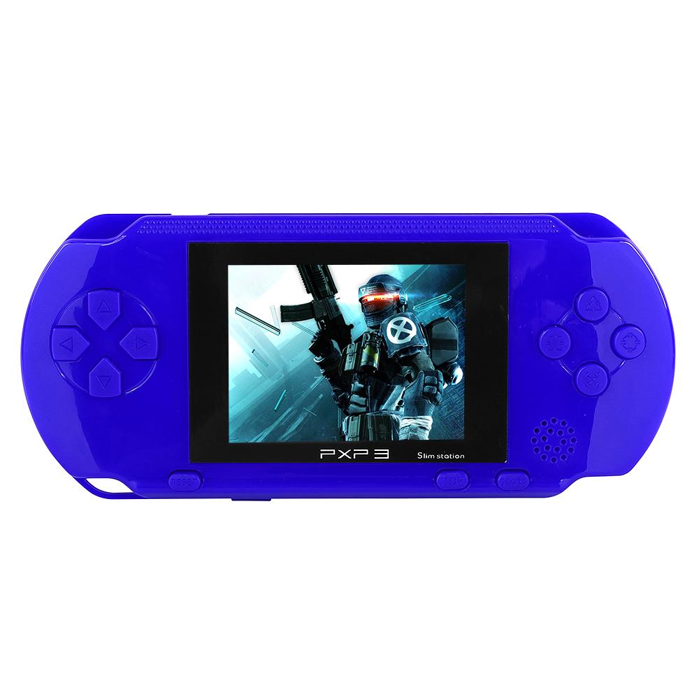 Us stock pxp3 game console handheld portable 16 bit retro for Gamer v portable games