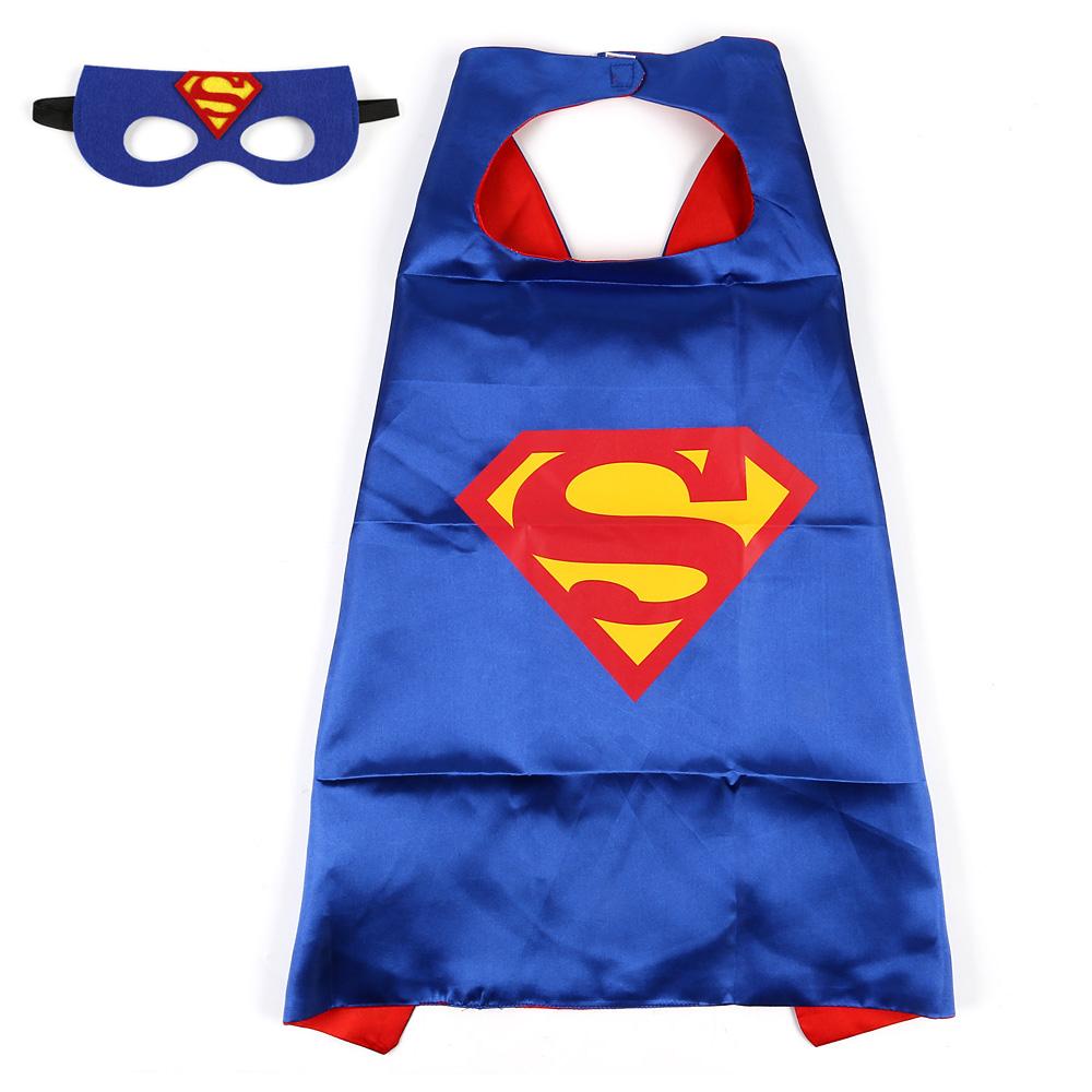 JouerNow-TOP-Superhelden-Kostueme-fuer-Kinder-5-Capes-und-Masken-Spielsachen-DE