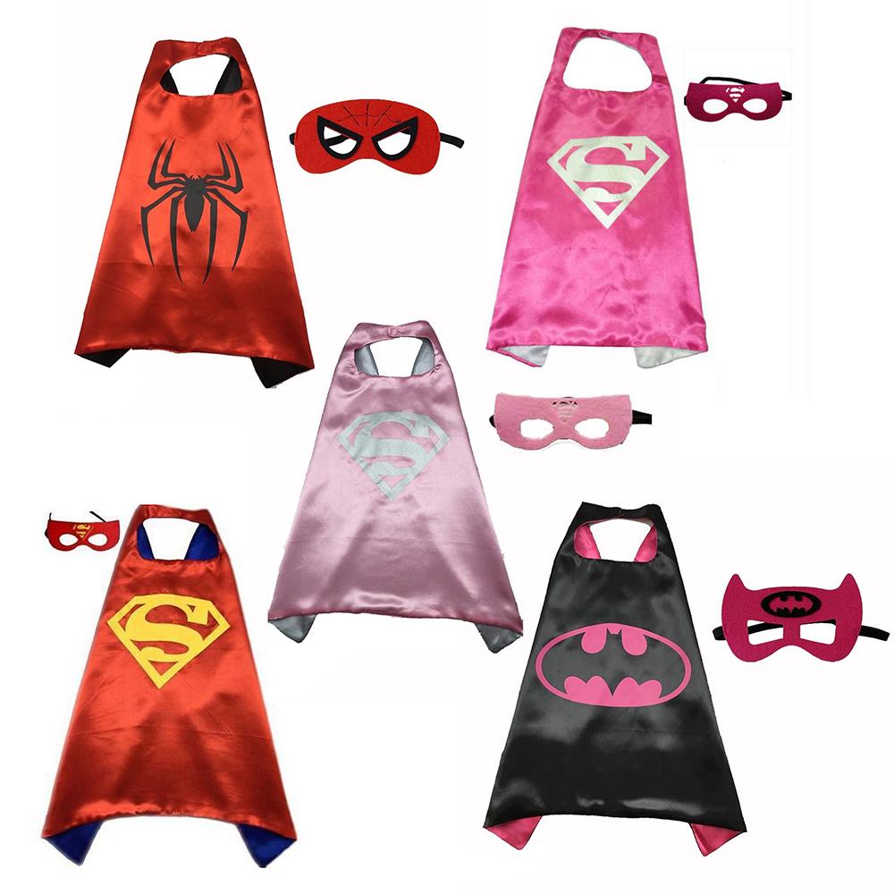 jouernow top superhelden kost me f r kinder 5 capes und. Black Bedroom Furniture Sets. Home Design Ideas
