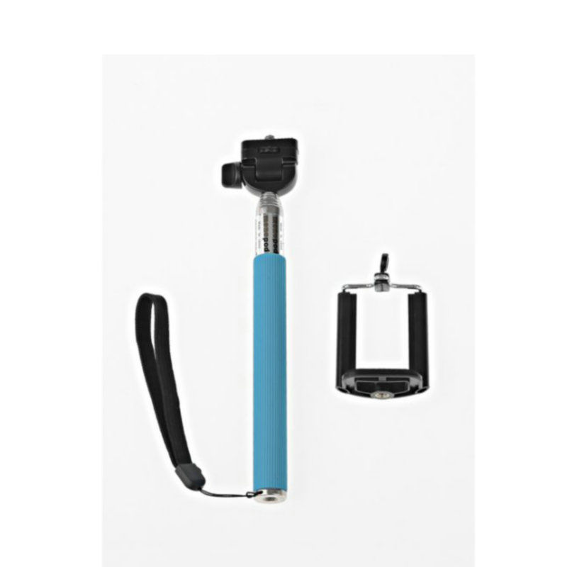super selfie stick monopod halterung von handy selbstportr t iphone android ebay. Black Bedroom Furniture Sets. Home Design Ideas