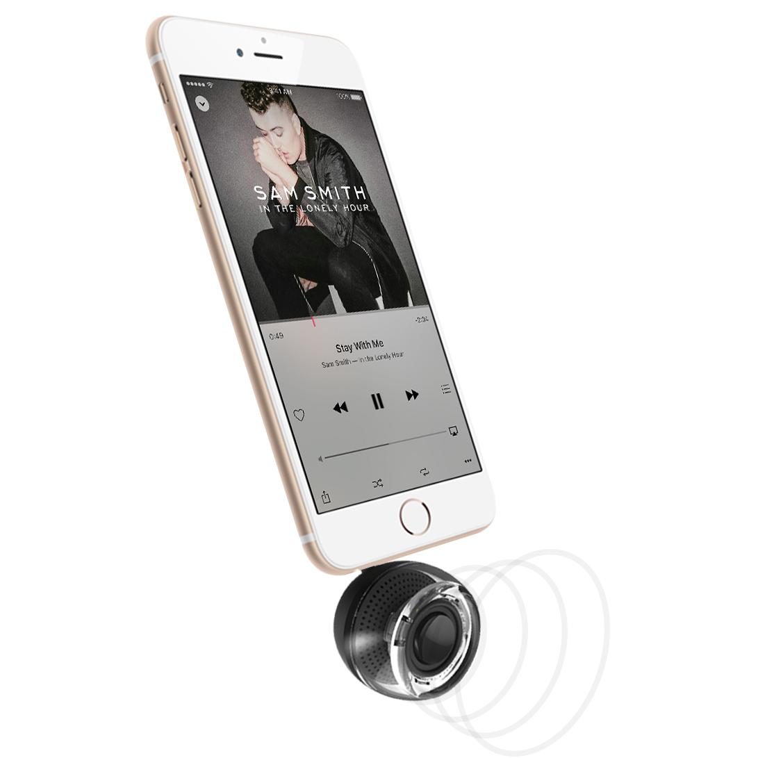2017 neu mini hifi speaker lautsprecher crystal f r handy. Black Bedroom Furniture Sets. Home Design Ideas