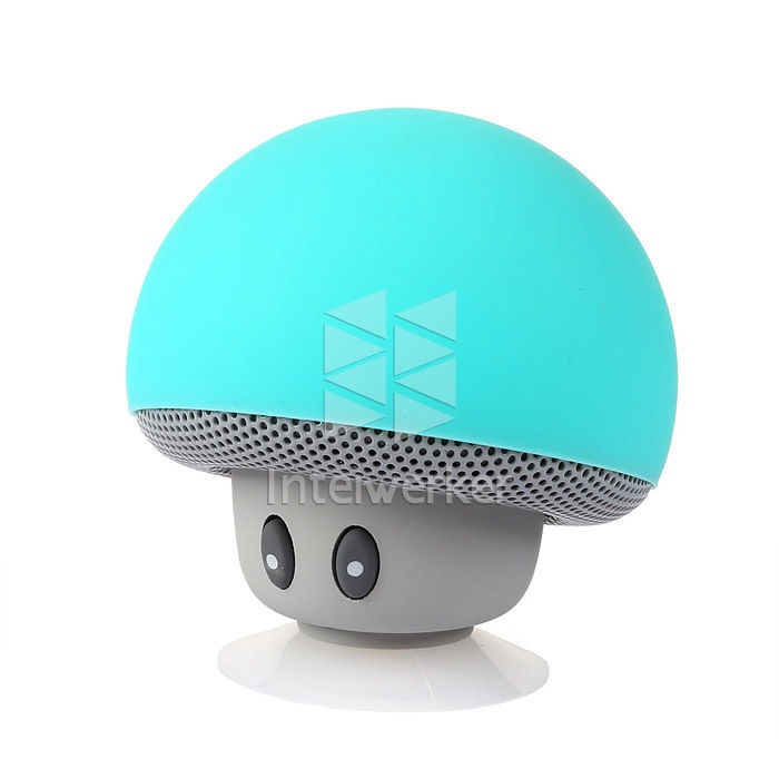 pilz mushroom bluetooth speaker lautsprecher halterung. Black Bedroom Furniture Sets. Home Design Ideas