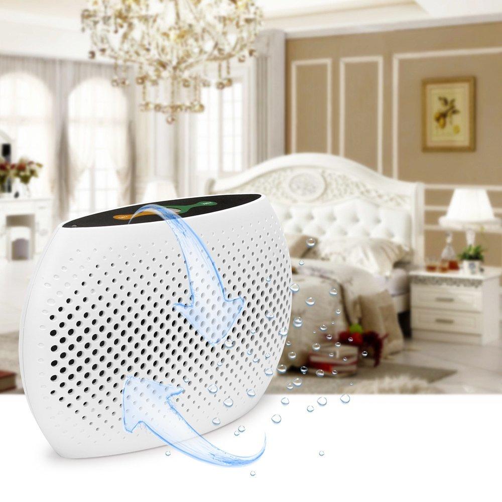 new mini dehumidifier portable moisture air damp home bedroom bathroom
