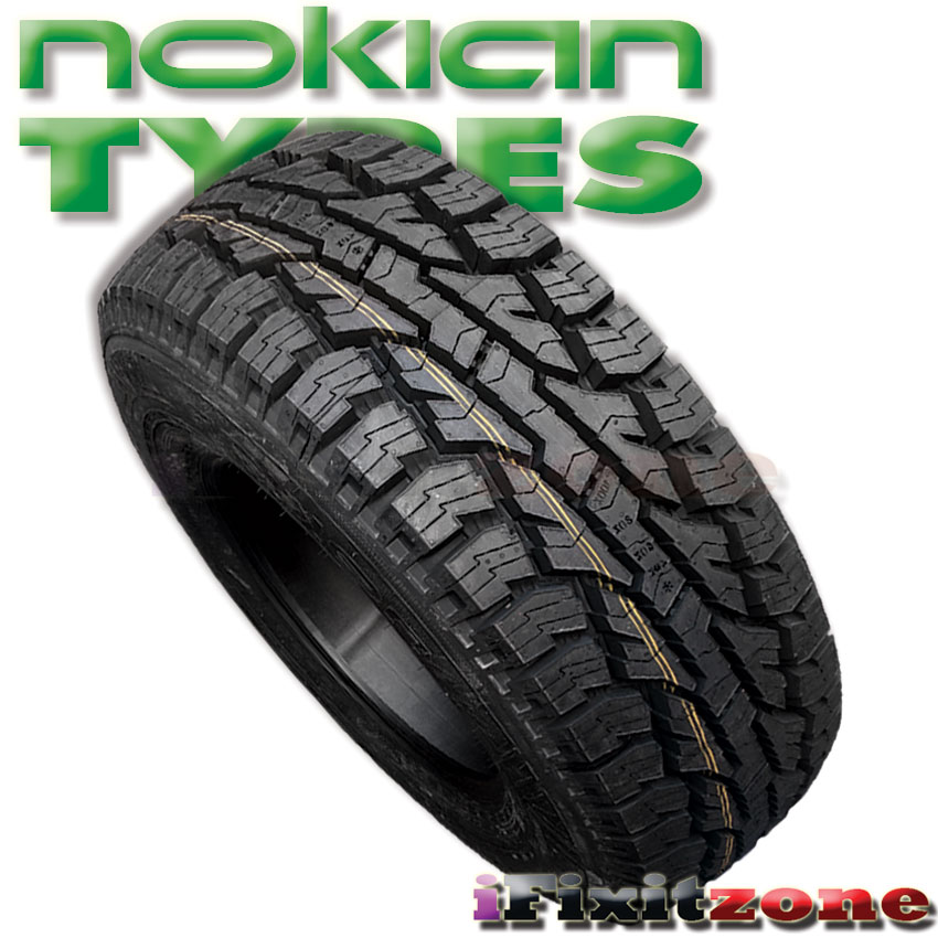 4 Nokian Rotiiva At 265 70r16 112t M S Rated All Terrain