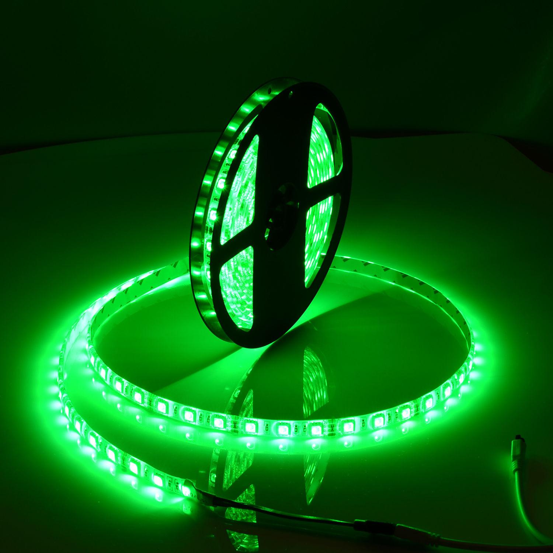 1m 2m 3m 4m 5m 10m rgb 3528 smd led strip fairy light. Black Bedroom Furniture Sets. Home Design Ideas