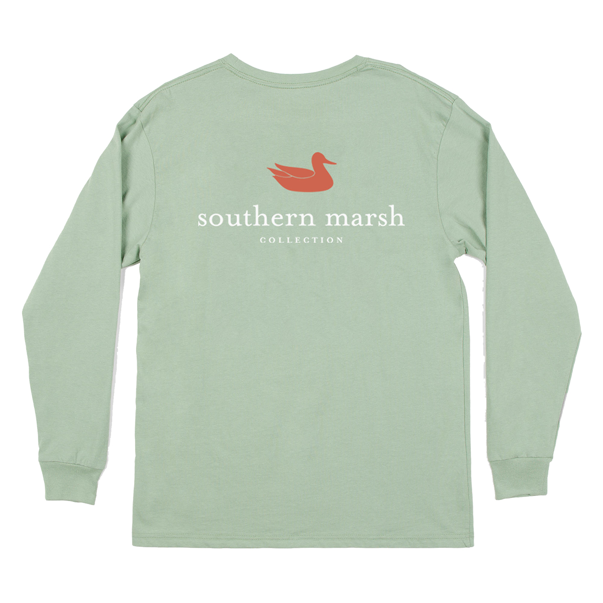 southern marsh authentic long sleeve t shirt ebay