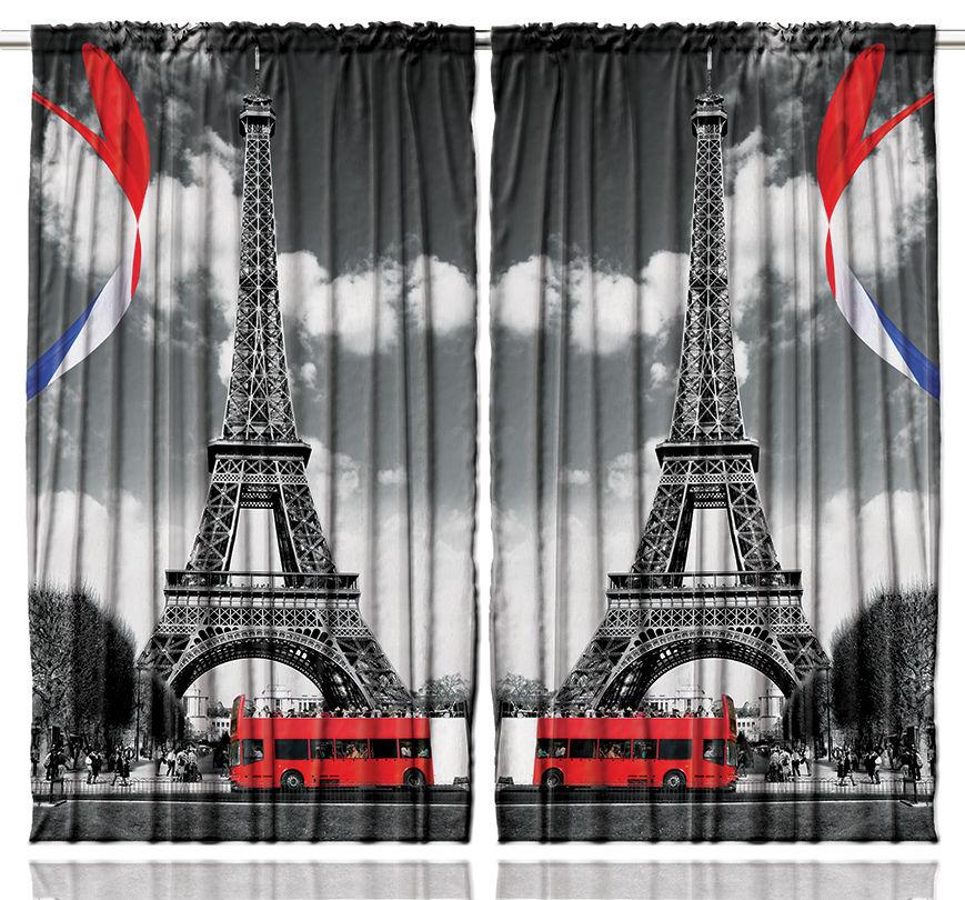 Eiffel Tower Paris City Decor Bedroom Living Room French
