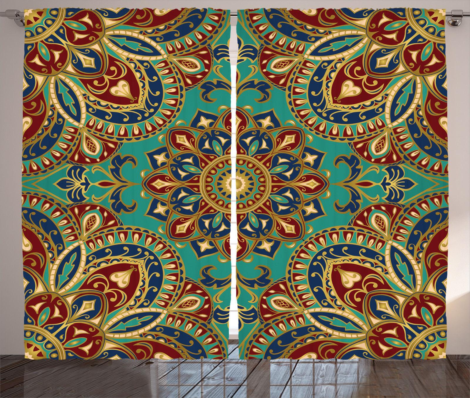 mandala pattern oriental arabesque motif ethnic design art. Black Bedroom Furniture Sets. Home Design Ideas