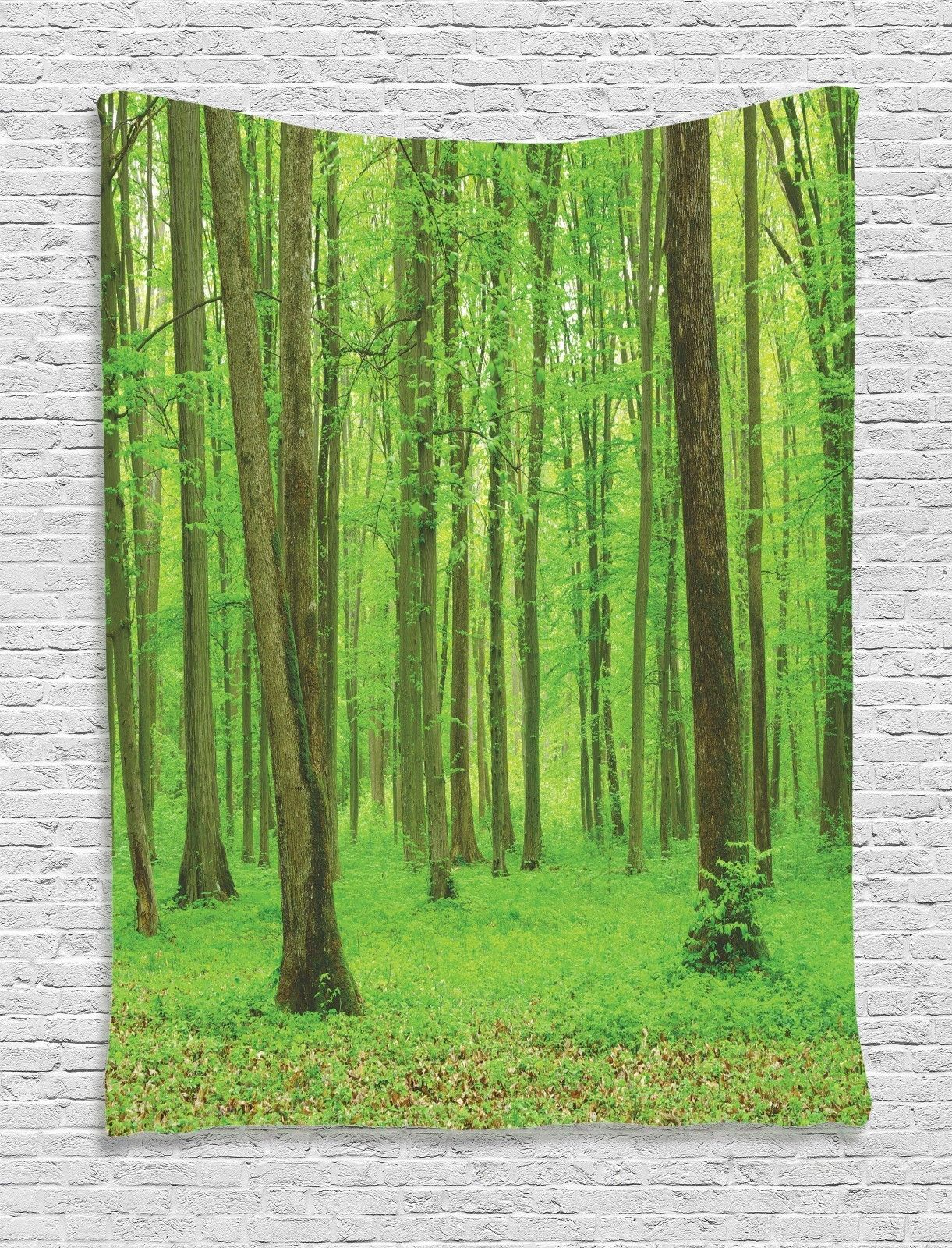 Rainforest theme fresh nature green decor nature zen image for Decoration zen et nature