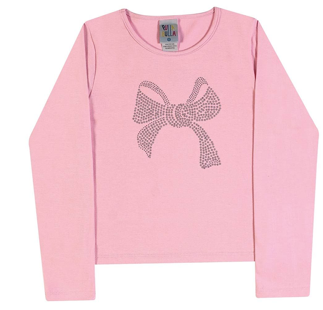 Girls long sleeve t shirt top graphic tee kids clothing for Graphic t shirts for kids