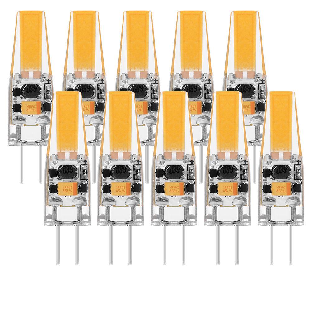 sunix 3w g4 cob led lampe stiftsockel leuchtmittel ac dc. Black Bedroom Furniture Sets. Home Design Ideas