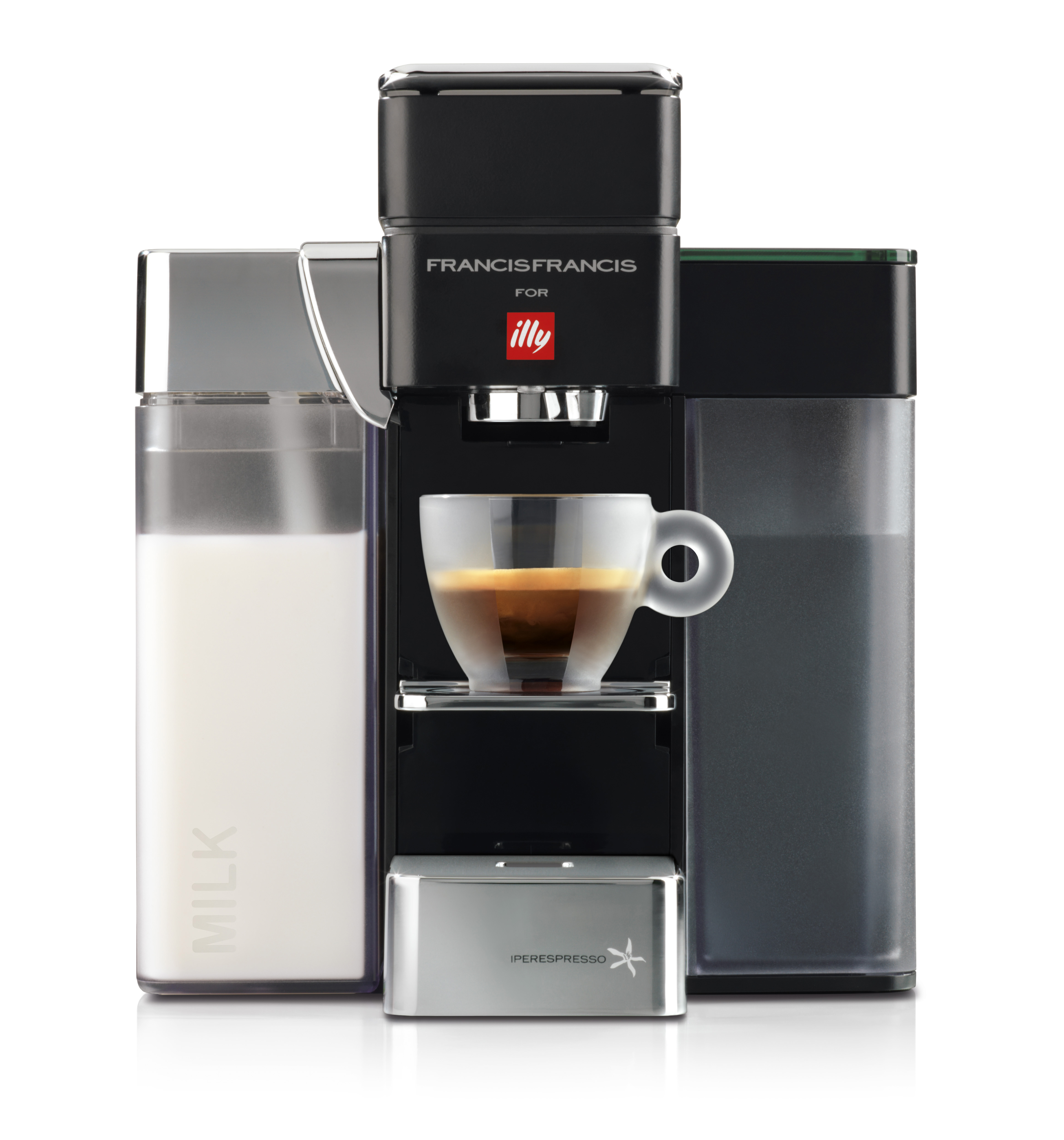Electronic Coffee Machine Ebay illy francis y5 milk espresso amp coffee machine ebay coffee