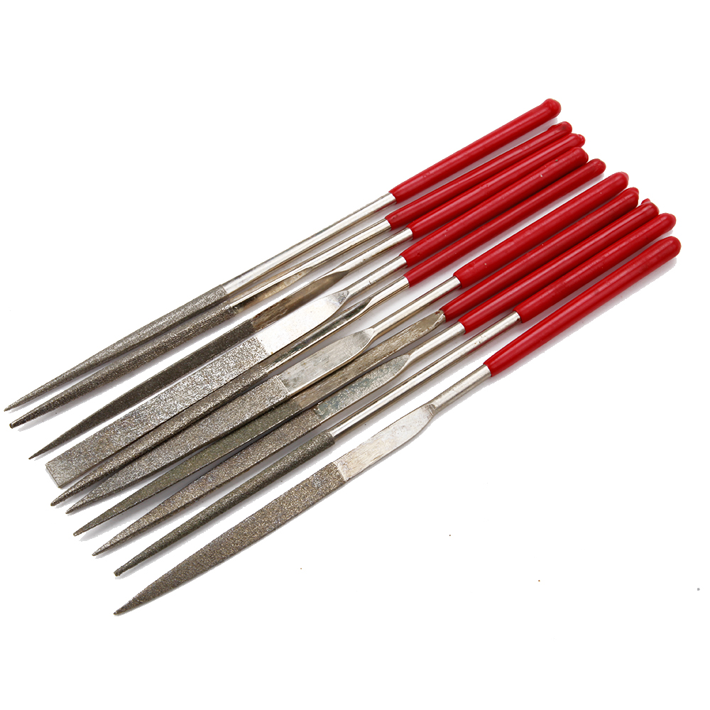 Carving Tool Diamond Needle File Set Diamond Metal Glass ...