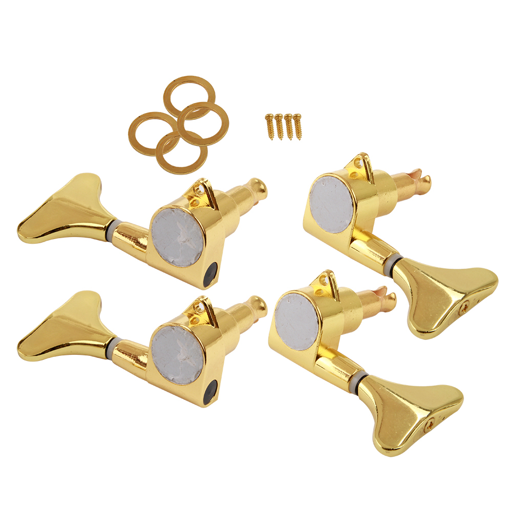 gold machine heads