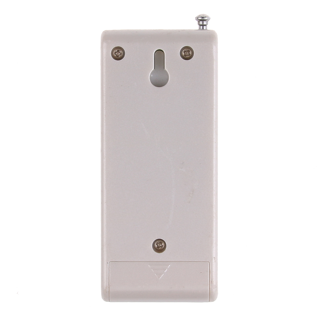 Wireless Remote Control Switch Receiver DC12V 8CH Learning Code RF Transmitter