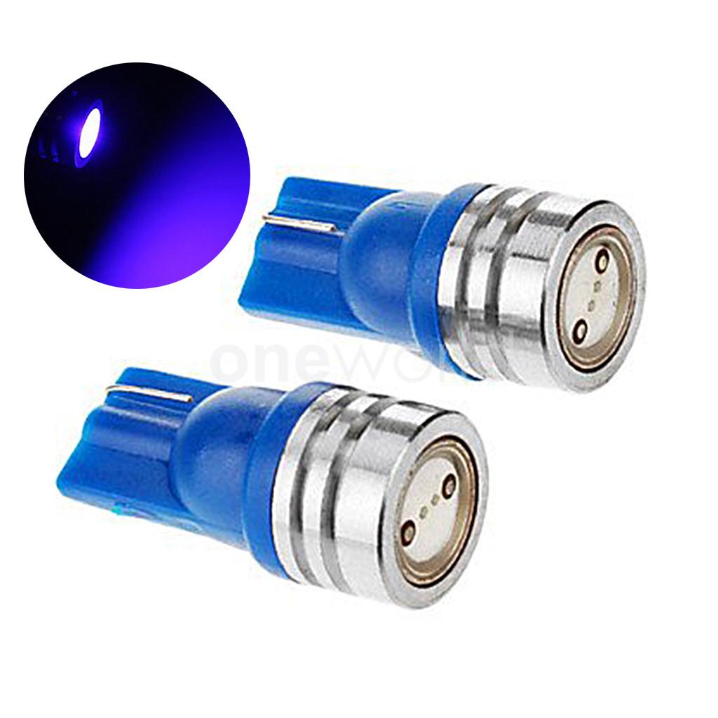 12v t10 led 1 5w 194 168 w5w backup lamp bulb ebay. Black Bedroom Furniture Sets. Home Design Ideas